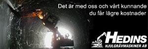 Hedins Hjul Grävmaskiner AB