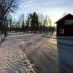 Porjusvägen nov 2014