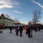 Bilder från Vintermarknaden